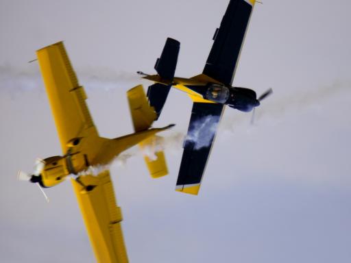 Colliding Aeroplanes