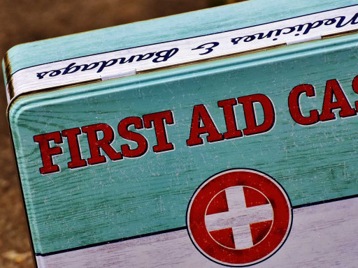 First Aid Provision in your Work Place